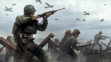 Слух: Новая Call of Duty будет проходить в сеттинге второй мировой войны, а разрабатывают игру Sledgehammer