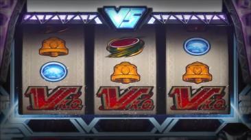 Пачинко-автомат по мотивам Street Fighter V