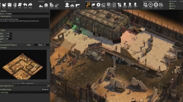Тактическая RPG Dustwind вышла в раннем доступе