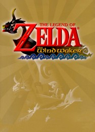 Обложка игры The Legend of Zelda: The Wind Waker