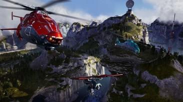 Полноценный геймплейный ролик из перезапуска Comanche