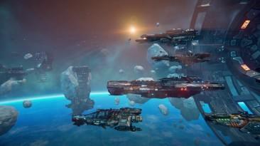 Состоялся анонс аркадного космического экшена - D.E.E.P.: Battle of Jove