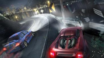 Фанат представил ремастер Need for Speed: Carbon