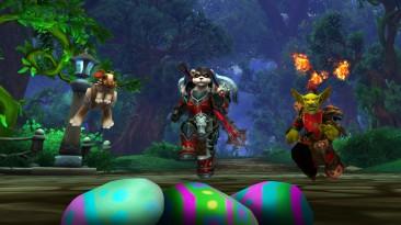 В World of Warcraft началось празднование Сада Чудес 2021