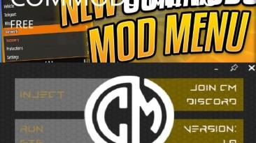 Grand Theft Auto 5 (GTA V): Чит-Мод/Cheat-Mode (ComMods v1.0) [1.50]