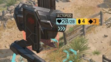 "XCOM 2 ""Numeric Health Display"""