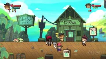 10 минут геймплея The Adventure Pals