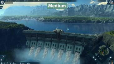 "Anno 2205 ""Детальное сравнение на PC Low vs. Medium vs. Ultra"""