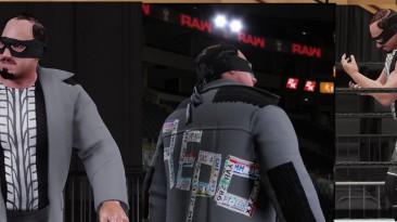"""WWE 2K18 """"Repo Man"""""""
