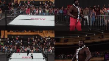 "WWE 2K18 ""Junkyard Dog"""