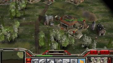 "Command & Conquer Generals: Zero Hour ""Карта - The Beach"""