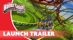 Новый трейлер RollerCoaster Tycoon 3: Complete Edition, по случаю выхода игры на ПК и Switch