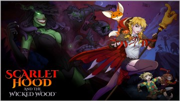 Scarlet Hood and the Wicked Wood - Steam-ключ