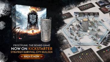 Настольная игра по мотивам Frostpunk менее чем за сутки собрала больше 700 тысяч долларов