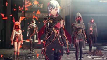 Scarlet Nexus получит 3 платных пакета DLC и бесплатные обновления