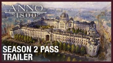 Анонсированы три новых DLC для Anno 1800