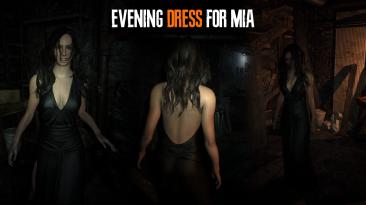 """Resident Evil 7 """"Вечернее платье для Мии"""""""