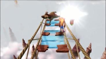 Crash Bandicoot N. Sane Trilogy - Стоит ли брать на SWITCH?