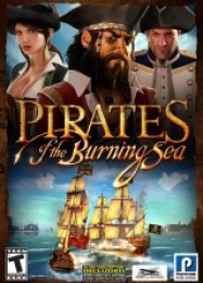 Обложка игры Pirates of the Burning Sea