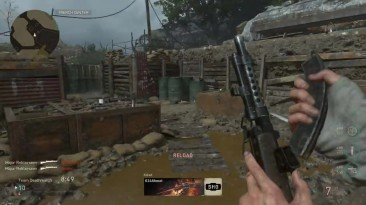 Call of Duty WW2 - Забавно брутальные убийства