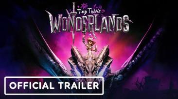 Анонсирована Tiny Tina's Wonderlands - спин-офф Borderlands