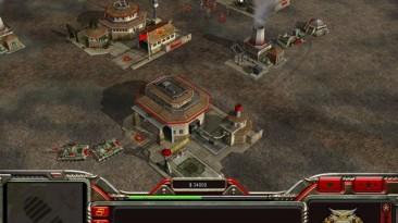 """Command & Conquer Generals: Zero Hour """"Карта - Mini War"""""""