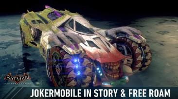 "Batman: Arkham Knight ""Joker Mobile In Story Mode"""