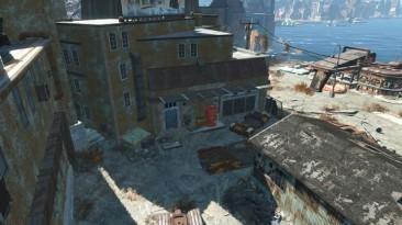 """Fallout 4 """"Фикс падения fps в Логове Механиста / Mechanist's Lair Performance Mod"""""""