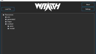 "Doom ""Wraith Revenant 1.2"""