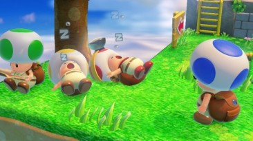Возможности amiibo в Captain Toad: Treasure Tracker и видео с кооперативным режимом