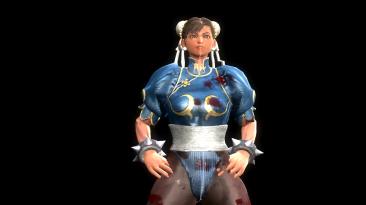 "Mortal Kombat ""Chun-Li (mesh swap)"""
