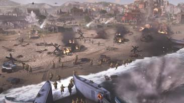 Сюжет Company of Heroes 3 будет меняться в зависимости от ваших действий в стиле Ведьмака