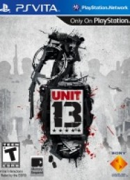 Обложка игры Unit 13