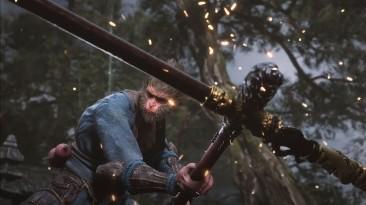 Black Myth: Wukong создаётся на движке Unreal Engine 5 с функцией трассировки лучей