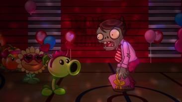 Новый трейлер обновления Valenbrainz для Plants vs. Zombies 2