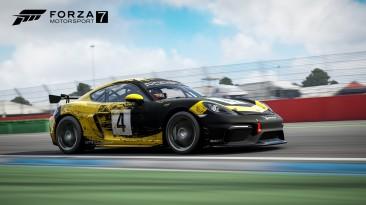 Forza Motorsport 7 получила заключительное обновление