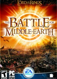 Обложка игры The Lord of the Rings: The Battle for Middle-earth