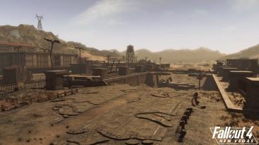 Новые скриншоты модификации Fallout 4: New Vegas