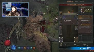 Полтора часа геймплея Diablo IV