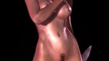 """Resident Evil 5 """"Sheva Nude mod Patch"""""""