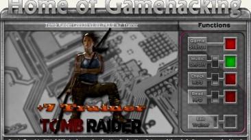 Tomb Raider (2013): Трейнер/Trainer (+7) [1.01.748.0] {sILeNt heLLsCrEAm / HoG}