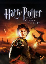 Обложка игры Harry Potter and the Goblet of Fire
