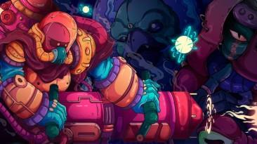 ATOMIK: RunGunJumpGun вышла на Nintendo Switch