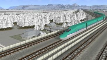 Симулятор A-Train Express заявлен к выходу на Западе для PlayStation 4