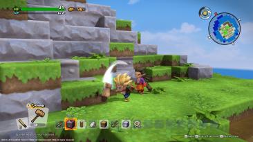 Открылся предварительный заказ на Dragon Quest Builders 2 в Steam