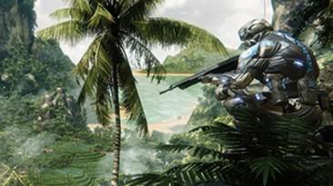 В продажу поступило загружаемое дополнение Crysis 3: The Lost Island