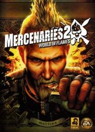 Обложка игры Mercenaries 2: World in Flames