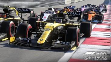 F1 2020 получает бесплатное обновление сезона F2 2020