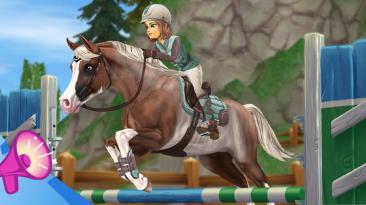 Новая гонка и бесплатная подписка Star Rider для новых игроков в Star Stable