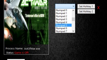 Act of War: Direct Action: Трейнер/Trainer (+2) [1.06.3] {MrAntiFun}